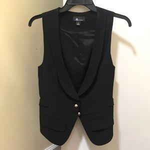 formal style vest